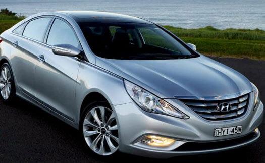 Hyundai Model Specific Update