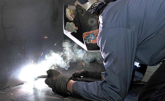 Steel GMA (MIG) Welding