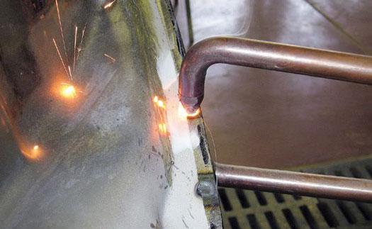 Squeeze-Type Resistance Spot Welding