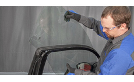 Moveable Glass Removal and Installation